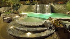 Pools On Pinterest Tropical Pool Swimming Pools And Natural Pools