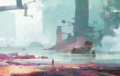 Need some inspiration for the weekend? Check the beautiful concepts art made by Theo Prins,concept artist at ArenaNet See Also on IT'S ART :Guild Wars 2