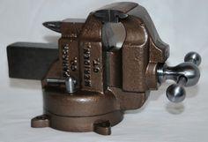 Bench Vise Restoration - Chas Parker