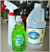 Homemade Shower Cleaner craft-homemade-gifts-diy