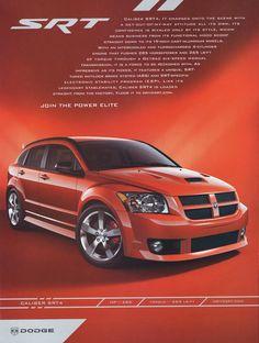 2008 Dodge Caliber STR4   Productioncars.com