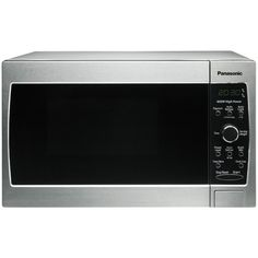 WE OFFER THE LOWEST PRICE! Panasonic 0.8CF 220-240 volt 50 hz Grill/Convection #Microwave #Oven NN-A764 (Price: $239.99). Microwave Oven, Grilling, Kitchen Appliances, Diy Kitchen Appliances, Home Appliances, Crickets, Microwave, Kitchen Gadgets, Microwave Cabinet