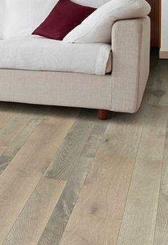 white-washed minwax red oak floors | WHITEWASHED OAK
