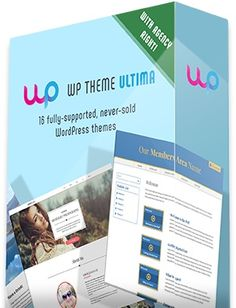Wp Theme Ultima Review - 16 Unique 'In-House' Developed Themes With 22+ Million Dollars Worth Of Conversion Know-How 'Baked' In... Plus Agency Rights!