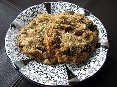 Fruit and Nut Breakfast Cookies  & Long List Of Coconut Recipes & If You Submit a Recipe to Them You Can Get 50.00 if There Test Kitchen Approves It..Recipe photo