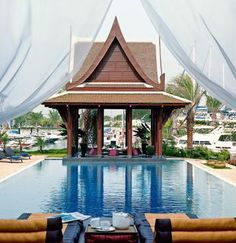 Tropical getaway in Phuket