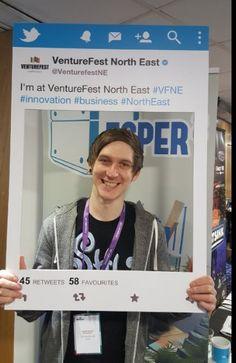#Gamedev #VR RT Coatsink: We're having a great day at VenturefestNE! So much talent and innovation in the #NorthEa http://pic.twitter.com/K8AoQZqCHn   Game Developer (@GamePr0Dev) November 8 2016