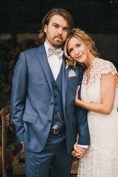 Temperley London wedding dress