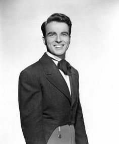 """Montgomery Clift dressed for filming """"Raintree County""""."""