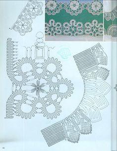 【转载】柔和的花边图案 - 紅陽聚寶的日志 - 网易博客
