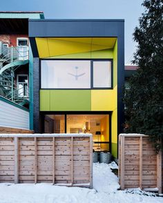 8th Ave Residence by NatureHumaine