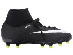 a662f237ec52b1 Nike kids hypervenom phelon iii dynamic fit fg soccer boot little kid big  kid
