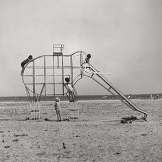Elephant slide (Girona, '75)
