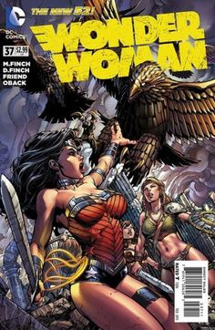 Wonder Woman - One Year Subscription