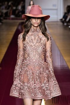 Zuhair Murad Fall-winter 2016-2017 - Couture