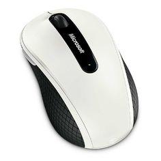 Microsoft Wireless Mobile 4000 White Pearl