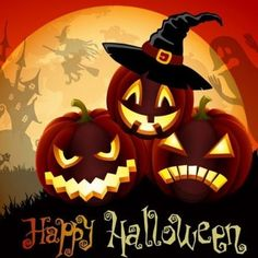 TOUCH this image: halloween by Wampie Halloween Images Free, Photo Halloween, Happy Halloween Pictures, Fröhliches Halloween, Feliz Halloween, Halloween Karneval, Halloween Pillows, Halloween Clipart, Halloween Quotes