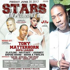 """""""ADVANCE TICKETS DONE! 🤦🏿♀️ @dj_supaloaded PRINT SOME MORE PLEASE. 🙏🏿 TONY MATTERHORN LIVE IN A  ALL WHITE AFFAIR IN TORONTO CANADA ...THE WHOLE CITY IS TALKING!!! 🇨🇦CANADA DAY 🇨🇦 🇨🇦FRIDAY JUNE 30TH 2017🇨🇦 STARS IN ALL WHITE ▫(All White Affair)▫ 📢📢📢📢📢📢📢 Starring Live From J.A  The Worlds #1 Selector @tonymatterhorn4 ➖ T O N Y ➖ ➖ M A T T E R H O R N ➖ 🎂Celebrating The Birthday Of Canada's #1 Most Requested ➖ S U P A  LO A D E D ➖ Gemini / Cancers ➖Alongside  New Hypest…"""