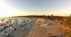 Bay of Bayahibe, the starting point for all excursions to Saona and Catalina Island. Check ours @ www.seavisbayahibe.com/Welcome_e.htm .  #bayahibe #puntacana #dominicanrepublic #laromana #excursions #saonaisland