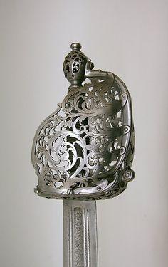 Broadsword, 1590–1600. The Metropolitan Museum of Art, New York. Gift of William H. Riggs, 1913 (14.25.1168) #sword