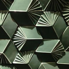 Exclusive Materials and Finishes: From Navy Blue Painted Tiles to Exotic Sepia Colors Emerges as Favorite to Use in Your Luxury Designs Tile Patterns, Textures Patterns, Clay Tiles, 3d Tiles, Geometric Tiles, Sepia Color, Unique Tile, Tiles Texture, Handmade Tiles