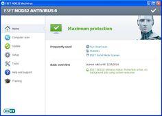 ESET Node 32 Antivirus 8 Activation Key (Crack + Patch + Full)