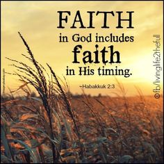 Hab. 2:3 Faith Hope Love, Faith In God, Inspirational Verses, Zindagi Quotes, Jesus, The Kingdom Of God, Positive Words, Pen And Paper, Quotable Quotes