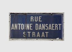 Wandel eens door de Dansaertwijk in Brussel!