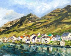 "Faroe Islands 14""x18"" by alneniu on Etsy https://www.etsy.com/listing/202892972/faroe-islands-14x18"