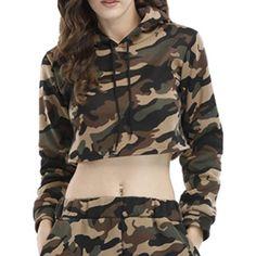 Yayu Women Autumn Honey Letter Print Sweatshirt Stripe Hooded Blouse Tops