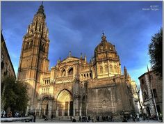 Catedral de Toledo (Arte Gótico)