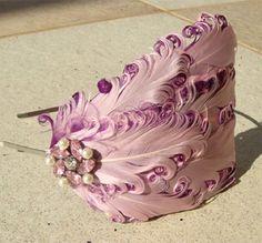 pink-feather-headband