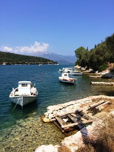 Vathy bay-Meganisi,Greece