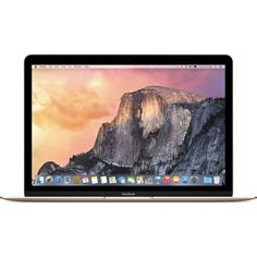 "Apple MacBook 12"" 512GB MK4N2 (U.S. Tastatur) - Gold"
