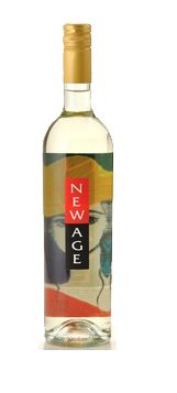 New Age white. Perfect for summer. Over ice. With a squeeze of lime. a great wine cocktail!