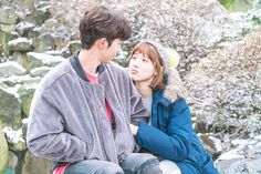 Image about boy in lee sung kyung by Veronica Live Action, Weightlifting Kim Bok Joo, Weighlifting Fairy Kim Bok Joo, Nam Joo Hyuk Lee Sung Kyung, Joon Hyung, Swag Couples, Kim Book, Nam Joohyuk, Korean Drama Best