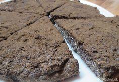 Fotorecept: Makový koláč bez múky