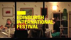 The 2016 Edinburgh International Festival brings you Vanishing Point's Interiors – a nearly wordless piece of visual theatre that places the audience as voye. Edinburgh International Festival, Vanishing Point, Theatre, Characters, Interiors, Dinner, Watch, Places, Youtube