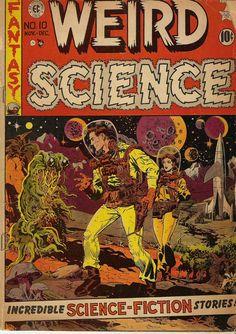 Weird science n°10