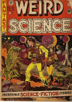 Weird science n°10