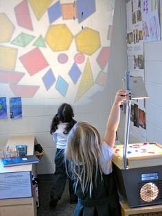 "Educators must trust that the classroom environment will act as the ""Third Teacher"" and it's intentional organization and placement of materials will support student learning. Playfully Inspired: A Journey Through Early Learning ≈≈ Inquiry Based Learning, Early Learning, Student Learning, Learning Activities, Learning Spaces, Learning Environments, Preschool Classroom, In Kindergarten, Reggio Classroom"