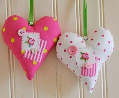 sew sweet hearts