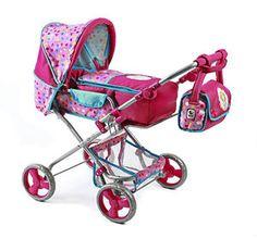 Prinzessin Lilifee - Puppenwagen Bambina
