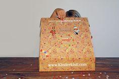 Kinderkistl im Abo oder als Einmalkistl! Macht immer Spaß! Books, Art, Game Ideas, Creative, Art Background, Libros, Book, Kunst, Performing Arts