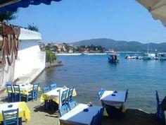 Μαρμαρας-Χαλκιδικη Greek Islands, Opera House, Greece, Landscapes, The Past, Building, Pictures, Travel, Animals