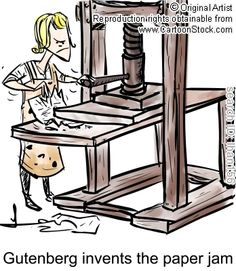 printing press reformation What was the influence of the printing press on the reformation document 4 as christ by his birthright has obtained these two dignities.