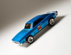 1969 Dodge Charger 500 (Hot Wheels)