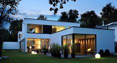 Gira Control 9 Client - Gira referenties: Stadvilla in Hamburg