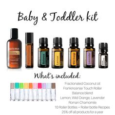 It's vital to use nothing but the most pure, safe, thoroughly-tested, therapeutic-grade essential oils for newborns and babies.