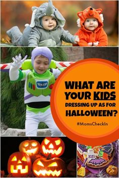 What Are Your Kids Dressing Up As for Halloween? #MomsCheckIn - Spaceships and Laser Beams